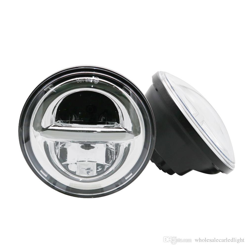 Newest Harley Dyna Sporter Street Bob FXDB LED Headlight 5 75 inch Daymaker  Headlamp 5 3/4