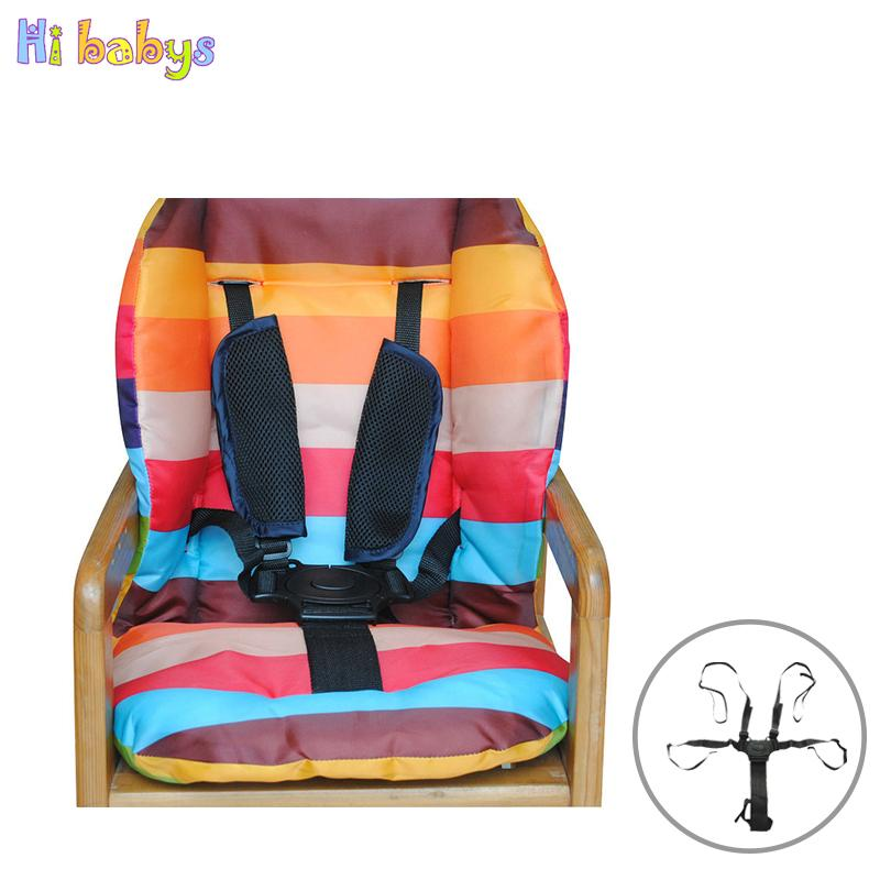 2019 Baby Stroller Seat Belt 5 Point Harness Safety Strap Kid ...