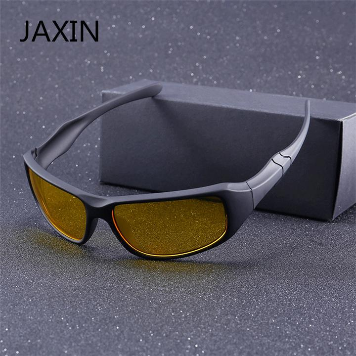 f193d9f70a Hot Sale HD Night Driving Men Women Anti Glare Glasses For Safety Driving  Sunglasses Yellow Lens Night Vision Goggle Sun Glasses Cheap Eyeglasses  Online ...