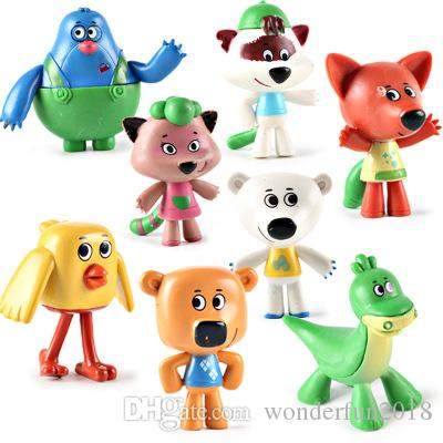 Children Fashion Surprise Toy Ball Surprise Doll with Animals/Baby/Pet/Dog Toys