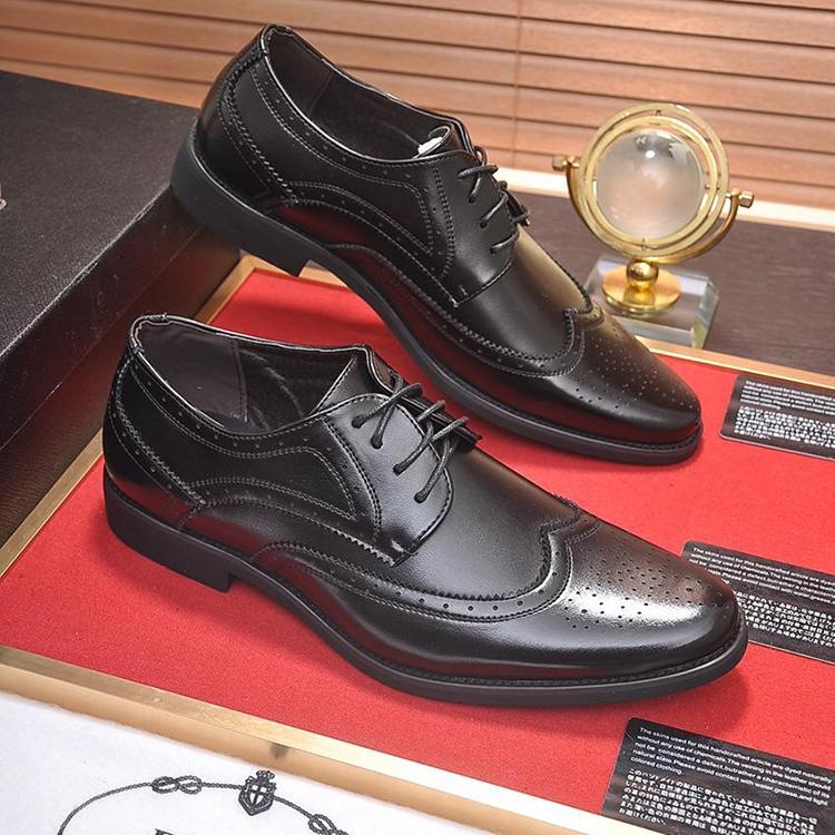 fae5ada518f9c Acquista Scarpe Da Sera Da Uomo PRA Brand Office Business Calzature Italia  Trend Luxury Leather Casual Lace Up Work Comode Mocassini Mocassini Sale A   78.4 ...