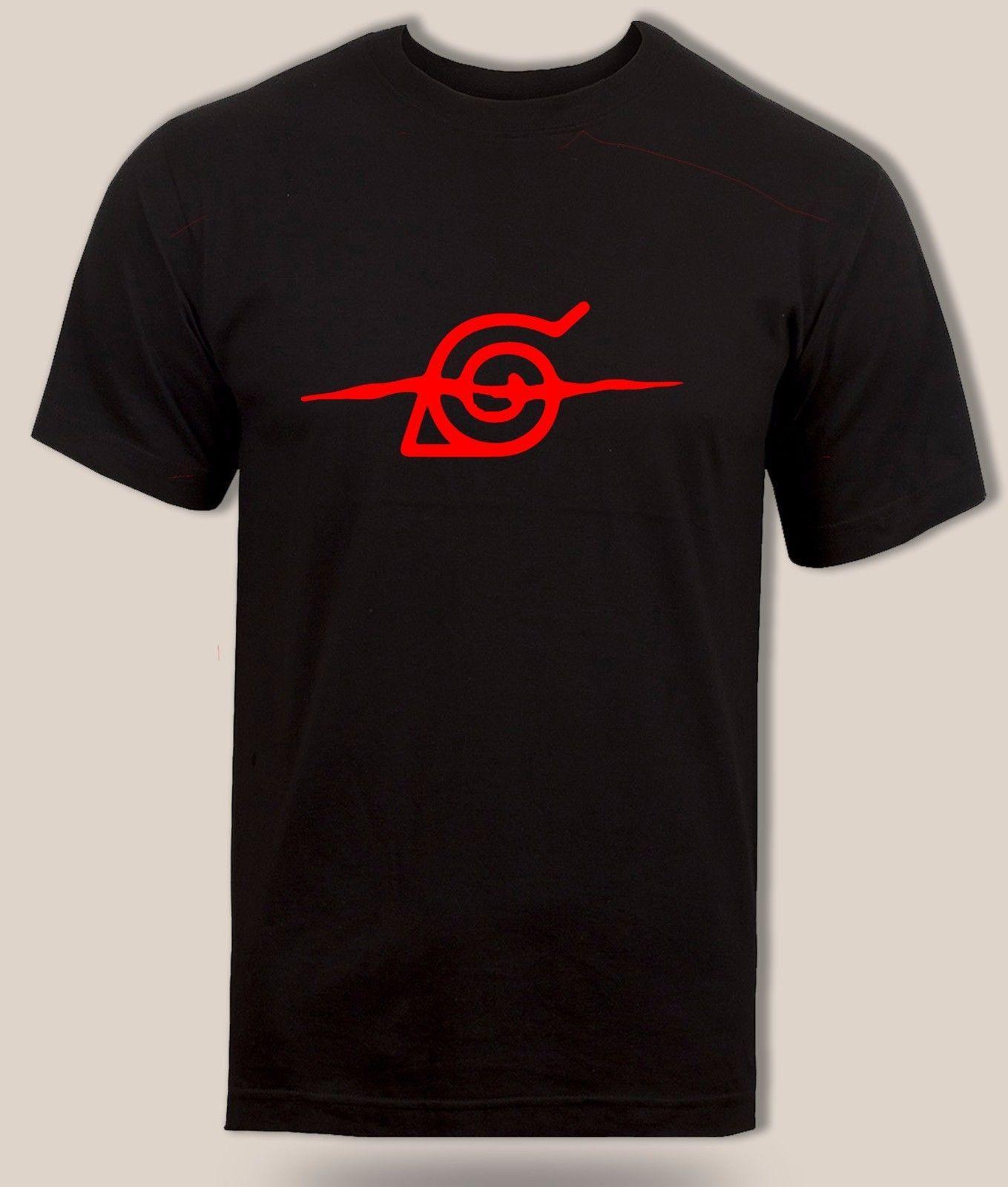 3e5b52462 Konoha Headband T Shirt, Uchiha Sasuke Itachi Boruto Ninja Top, Naruto  Anime Tee Funny Unisex Tee Shirt And Tshirt Create Your Own T Shirt Design  From ...