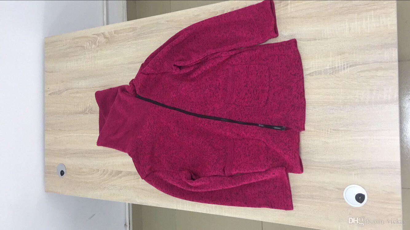 Plus Size Winter Coats Fashion Side Zipper Allentato Bomber femminile Giacca a vento da donna Giacche a maniche lunghe NS8578