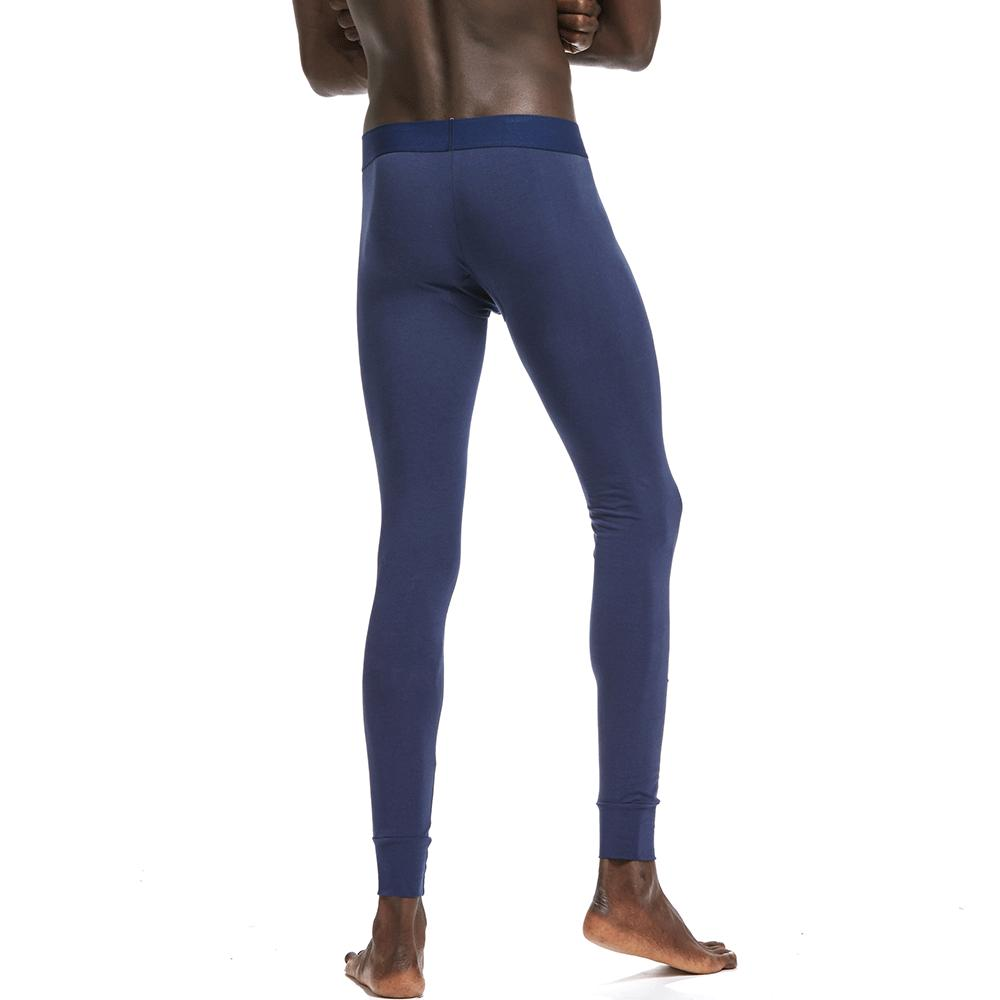 New arrival men's Long Johns Cotton warm comfortable Thermal Underwear underpants Autumn and Winter Warm Sleep wear pant