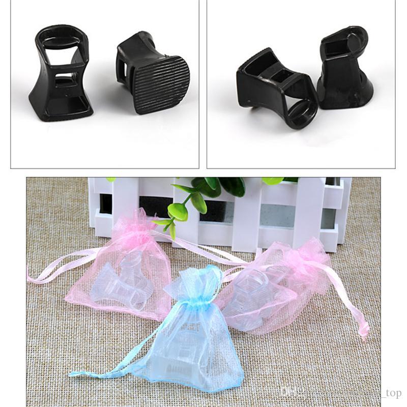 Yüksek topuklu protecter temizle PVC kaymaz topuk durumda bayan Modern Latin dans ayakkabıları yumuşak alt ayakkabı çivi siyah aşınmaya dayanıklı topuk ...