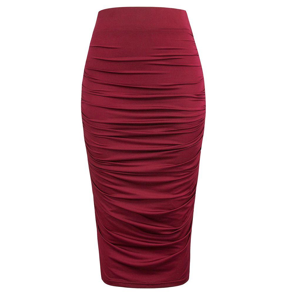 5e88d87cc Long Tight Pencil Skirts | Saddha