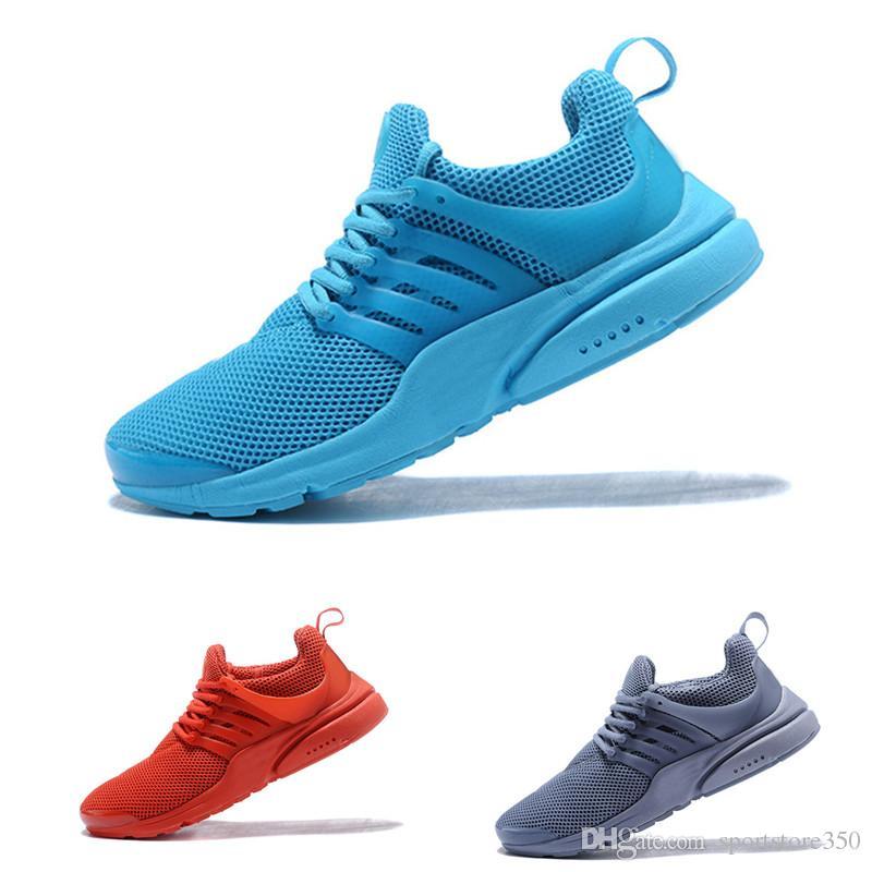 best website 3b7c4 6397c New Running Shoes Presto 5 Ultra Run Triple Black White Yellow Sock Dart  Casual Cheap Women Mens Sneakers Socks Casual Sports Shoe Trainers Kids  Running ...