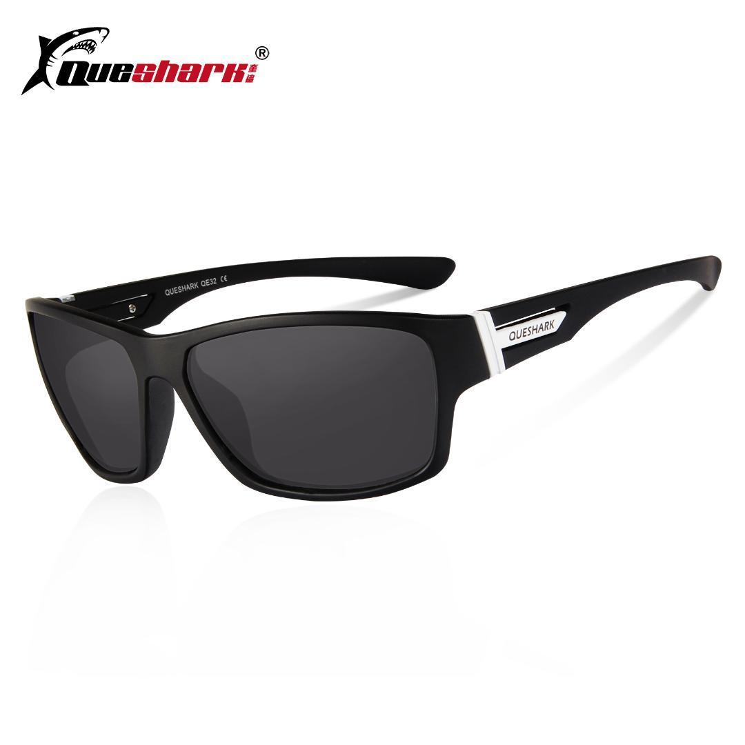 Compre QUESHARK Sports Bicicleta Óculos De Sol Ultraleve Polarizada Óculos  De Ciclismo Caminhadas Óculos De Pesca Óculos De Estrada De Montanha De  Bicicleta ... 9290b9f1ef