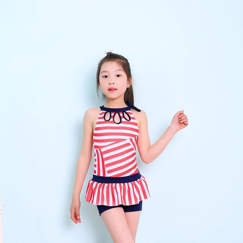 cc51bf2a0ff39 For Girls Children Kids Bikini Sets Girl's Swimwear Summer Bathing Suit