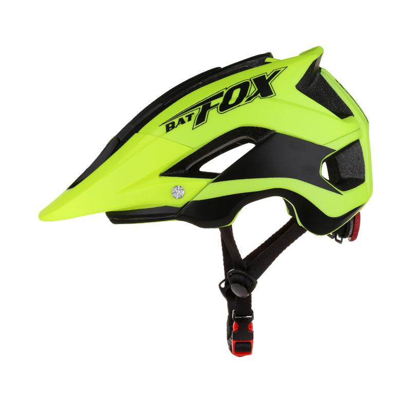 6e3eea12d BATFOX Women Men Cycling Helmet Bicycle Helmet MTB Bike Mountain Road  Bicycle Casco Ciclismo Capacete Y1892908 Online with  67.8 Piece on  Shenping03 s Store ...