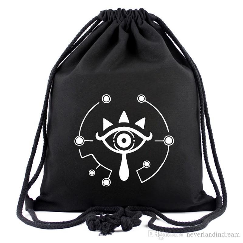 1de7689e6551 The Legends of Zelda Anime Cool Design Backpack 3D Printed With Drawstring  Bag for Men Women Cosplay Accessories Anime Backpack Double Shoulder Bag  Cool ...