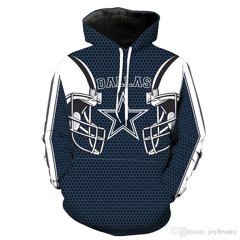 8a2117477 ... Men Hoodie Dallas Cowboys 3D Full Print Man Hooded Sweatshirt Unisex  Casual Pullover Hoodies Long Sleeves ...