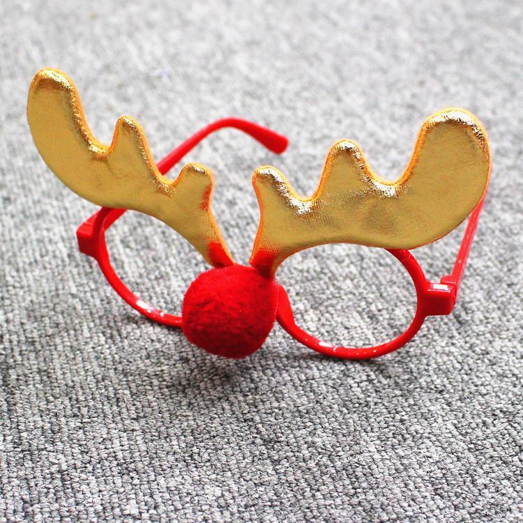 Großhandel Weihnachten Brillengestell Niedlich Kinder Erwachsene ...