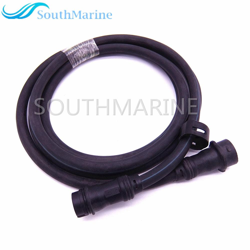 2018 688 8258a 10 00 In Extension Main Wire Harness For Yamaha Outboard Wiring Engine 703 Remote Control Box Pins 984ft 3m From Southmarine