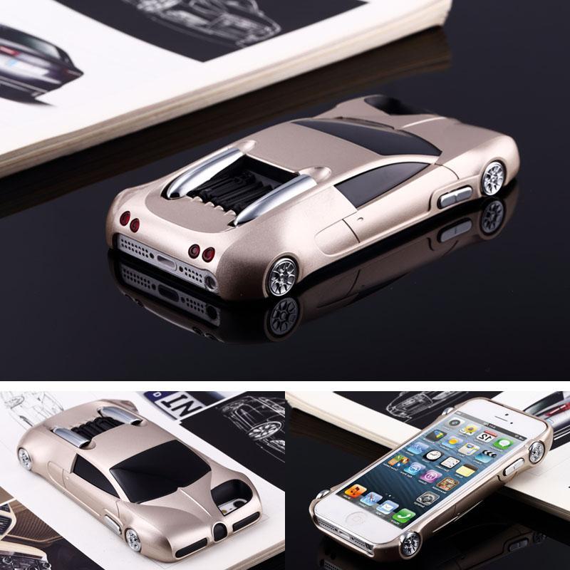 Satın Al 3d Moda Serin Spor Araba Yarışı Iphone 5 S Için Kılıf Hızlı