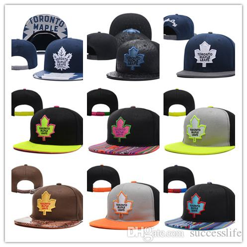 1e4ef10af68f7 Wholesale Adjustable Embroidery Maple Leafs Snapback Hats Outdoor Summer  Men Toronto Basketball Caps Sun Visors Cheap Women Basketball Cap  Sportscaps Online ...