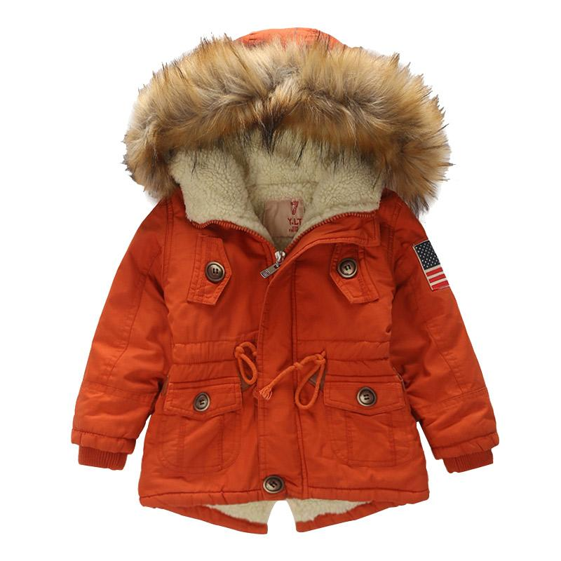 d47998826 Teens Christmas Snowcoat Kids Winter Coat 2018 New Fashion Outerwear ...