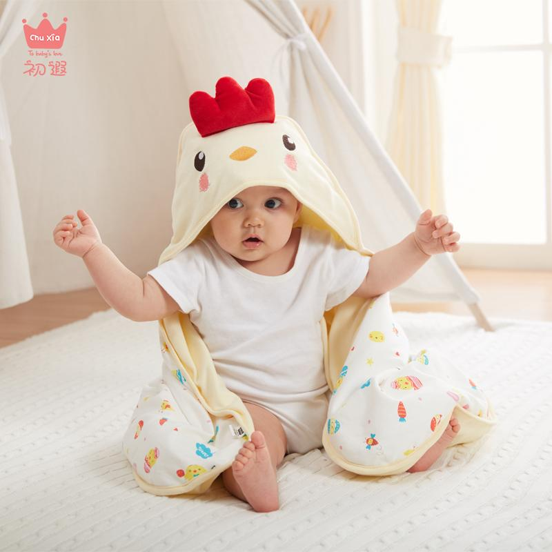 9ba28e878 Chuxia Baby Sleeping Bag Envelope Cotton Winter Thick Warm Sleep ...