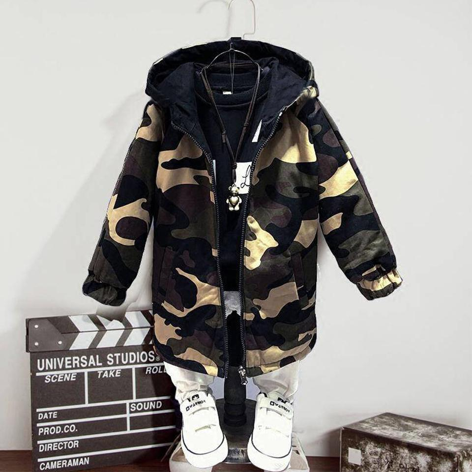 18f05c34f2d5c Baby Jackets For Boys Camouflage Clothing Children Jacket Boys Fashion  Autumn Cotton Kids Coats Girls Jackets And Coats Spring Leather Jackets For  Kids Boys ...