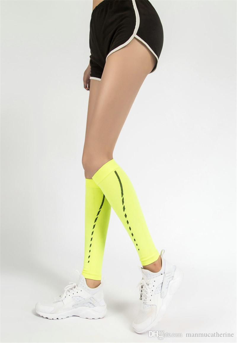95138bae39 2019 Calf Compression Sleeve Leg Compression Socks For Shin Splint, Calf  Pain Relief Men, Women, And Runners Calf Guard For Running, ...