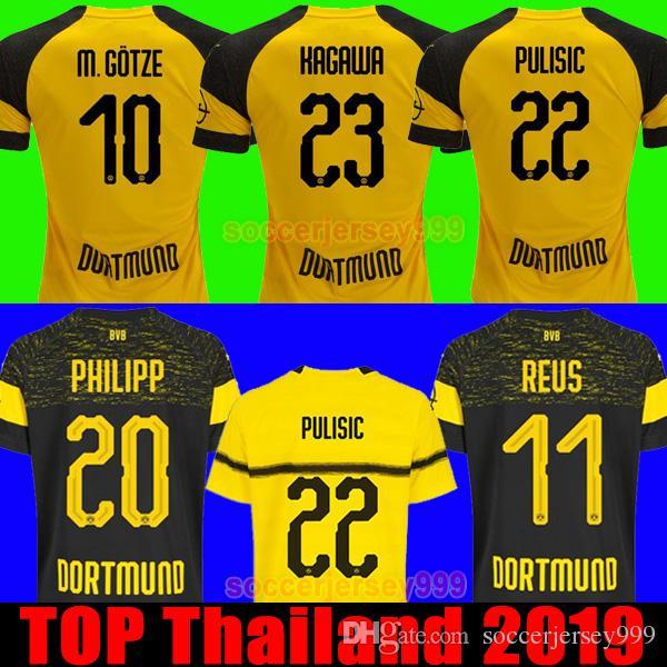 Maillot Extérieur Borussia Dortmund Sergio Gomez