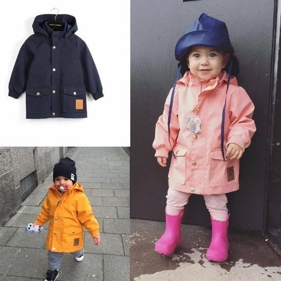 1ff6f069d0b9 Boys Girls Jacket Spring Or Autumn Hooded Jacket With Hat Buttons ...