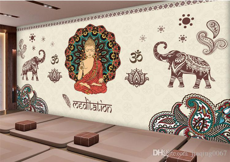 3d health yoga studio wallpaper india southeast asia ethnic style3d health yoga studio wallpaper india southeast asia ethnic style mural club wall sports gym wallpaper cellphone wallpaper cellphone wallpapers from