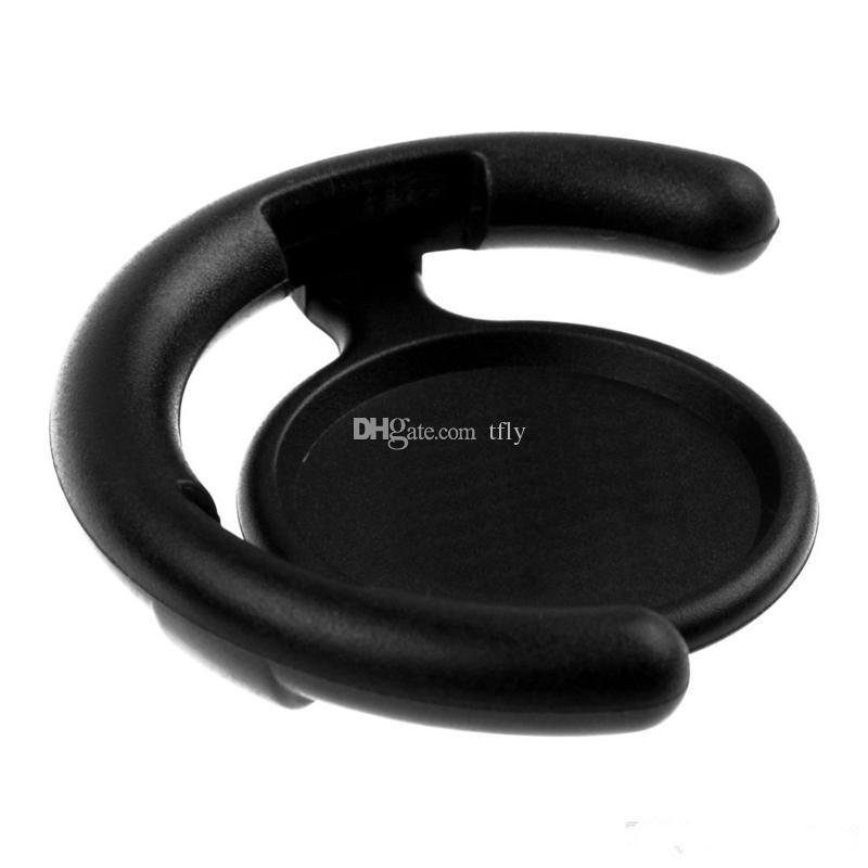 Soporte para teléfono Monut Clip Car Wall Oficina Home Hook Mount para iPhone X 8 más Samsung Tablets 3M Glue con bolsa de PE