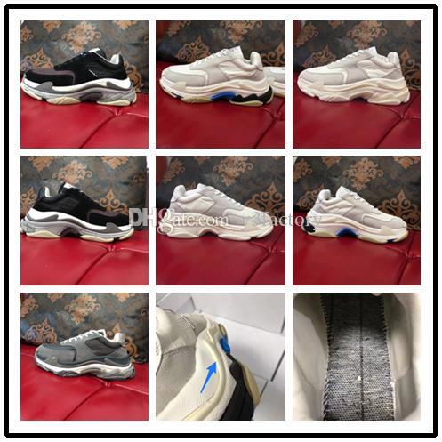 06313ac50762 ... Running Shoes Six Layers Combination Men Dad Sneakers 17FW Athletic  European Popular 36 45 Mens Sneakers Cheap Shoes From Y3factory