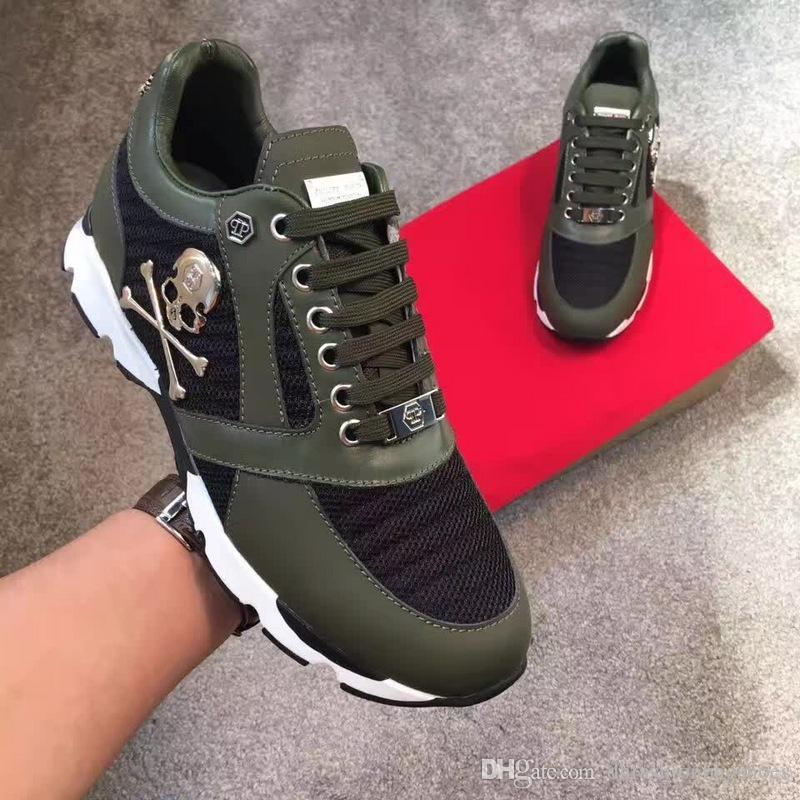Zapatillas Compre Moda Hombre Zapatos Lujo De rrUdnWq
