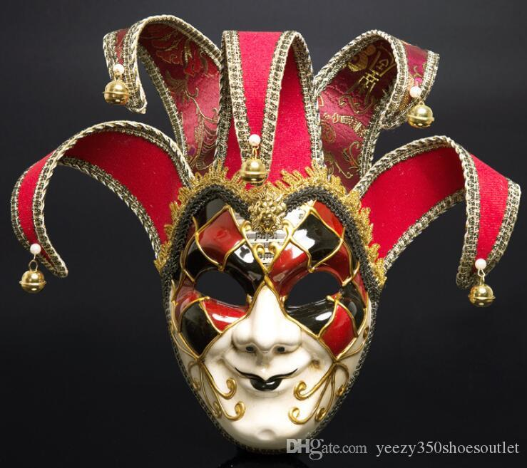 89ed5a7893aa Holiday Party Christmas Masquerade Ball Italy Venice Whole Face Anti  Ancient Mask Manufacturer Direct Sale Masquerade Masks Sale Masquerade  Masks Sets From ...