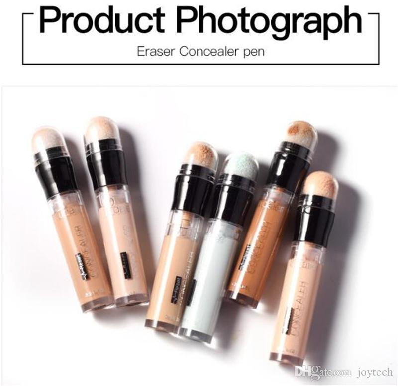Liquid Concealer Cream Contouring Foundation Face Makeup Contouring Facial Lip Beauty Care Contour Concealer Pen Acne Blackhead Face Cream