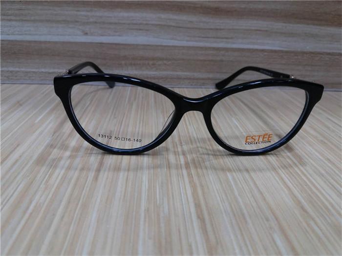 635f6890a3 Compre Alta Calidad Vogue Vintage Completo Unisex Acetato Marco Óptico Anteojos  Gafas Monturas Gafas Receta Oculos13112 A $47.11 Del Zaonoodle | DHgate.Com