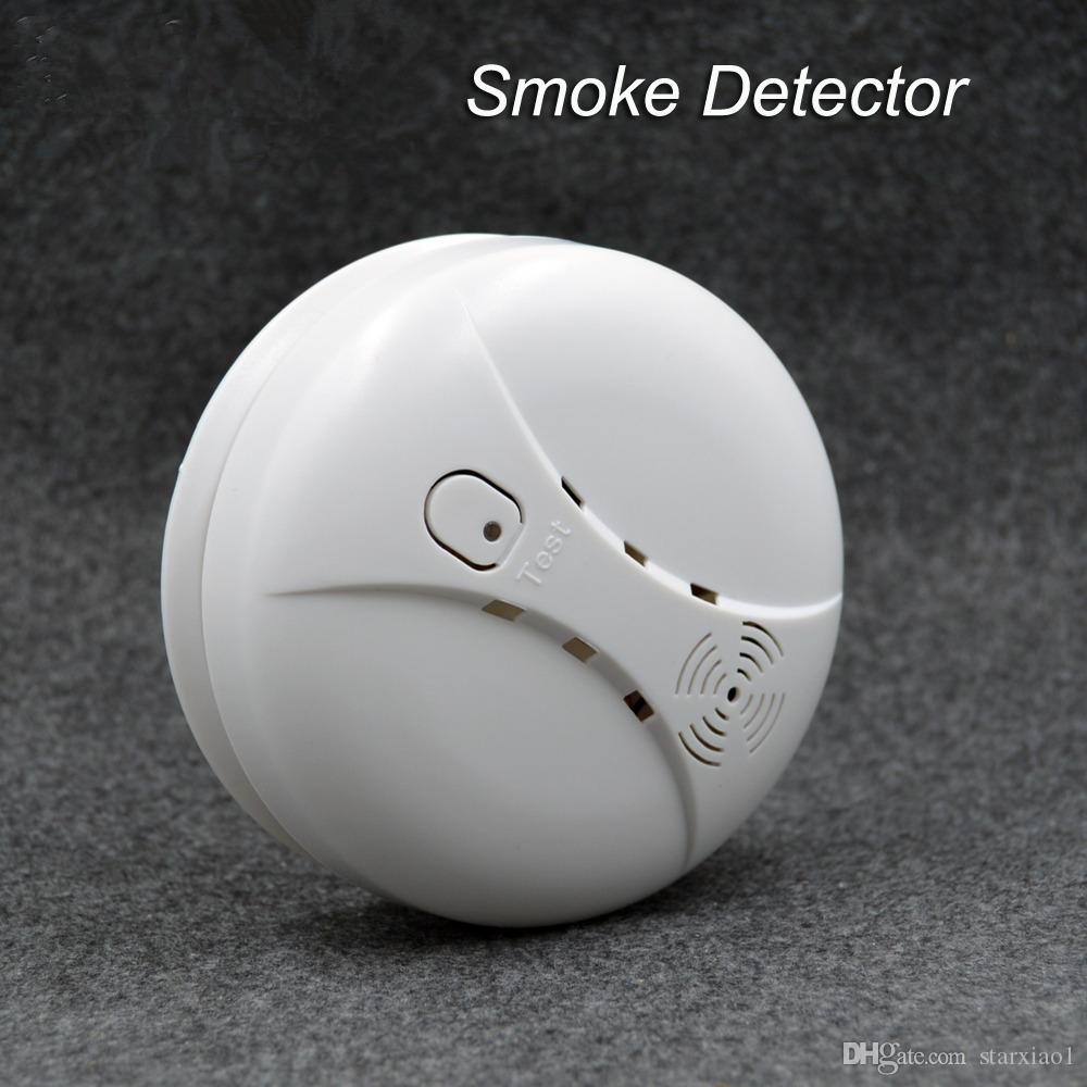 Wireless Smoke Smart Alarm System Alarm Accessories Sensitive Fire Detector For GSM Security Home Alarm System Cordless