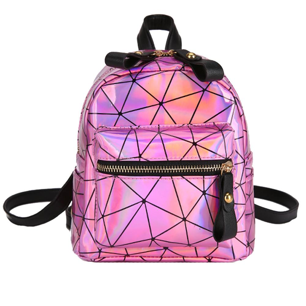 f3ebacda4c31 Cute backpack girl laser splice school bag backpacks leathe satchel jpg  1000x1000 Cute backpacks