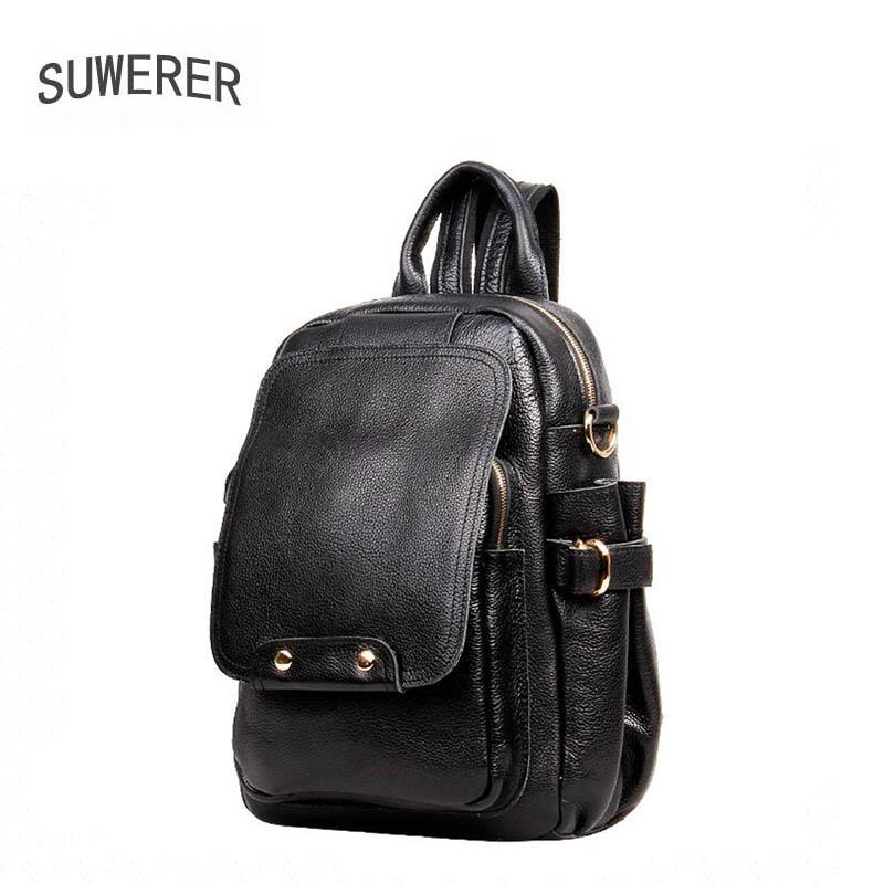 cd7631fcdf New Genuine Leather Backpack Women Luxury Backpack Women Bags Designer Bags  Women Backpack Fashion Bag Online with  341.13 Piece on Meinuo006 s Store  ...