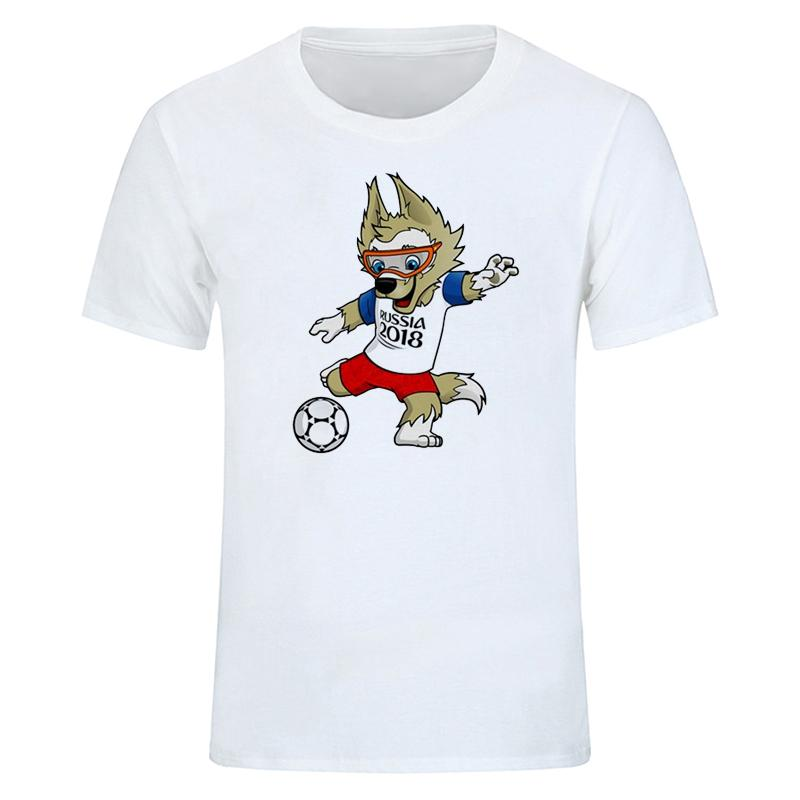 2018 World Cup 2018 Russia Men'S T Shirt Newest Cool ...