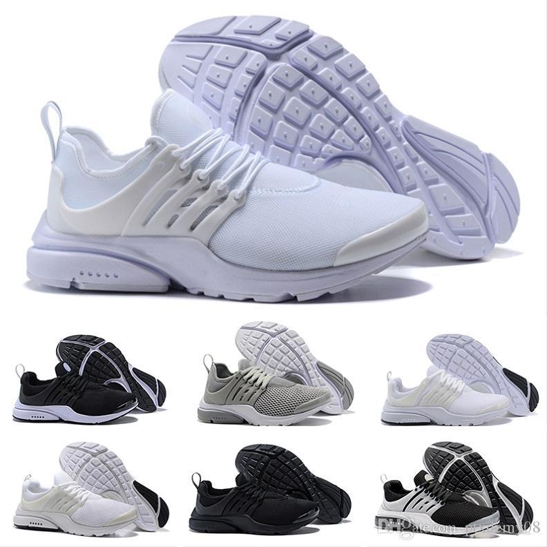 reputable site 33e7f f7745 Acquista Acquista Acquista 2018 Nike Air Presto Ultra Low Presto 5 Br Qs  Breathe Nero 4f31c0
