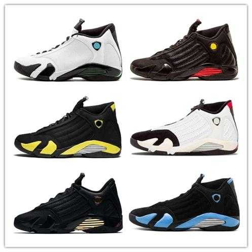832182fe0a8d 2019 On Sale 14 14s Classical Basketball Shoes Men Fusion Purple Black  Fusion Red 14 XIV Trainer Designer Shoes High Quality Size 7 12 From  Steven8322