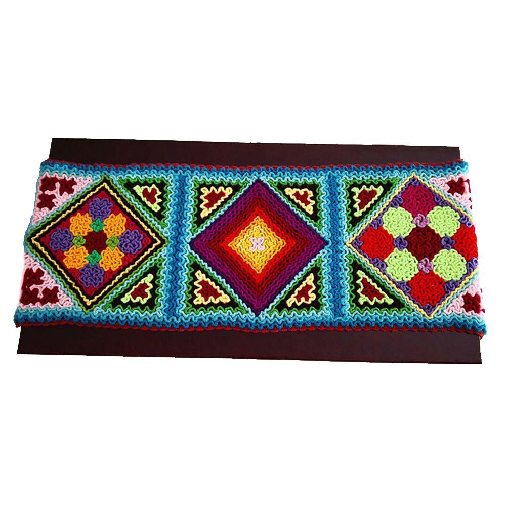 Cushion Pads For Sofa Sale Mats Chair Bed 100 Handmade Crochet H0492 Design Patterns Thick 135x50cm Cheap Cushions Outdoor Sunbrella