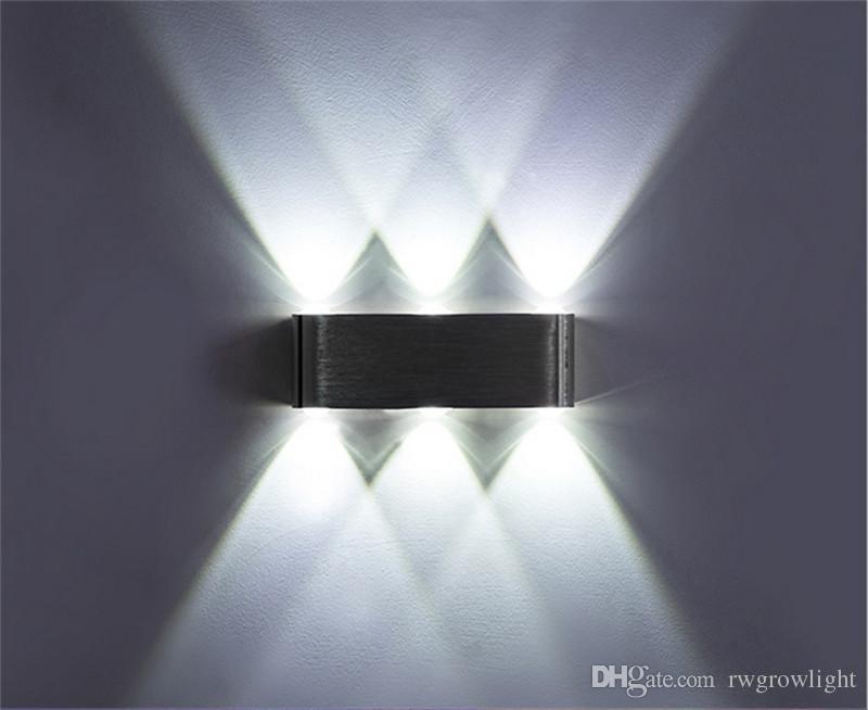 Acheter haut et bas led applique moderne minimaliste allée lumières