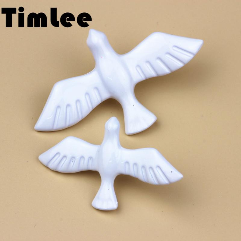 60199d08b99 2019 Timlee X010 New Vintage White Peace Dove Birds Brooch Pins,Fashion  Jewelry Wholesale From Zebrear, $22.16 | DHgate.Com