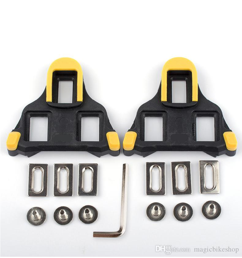 e36397b8db9 2019 Fit For Shimano SM SH11 SPD SL Road Bike Cycling Self Locking Pedal  Cleats SPD Set From Magicbikeshop
