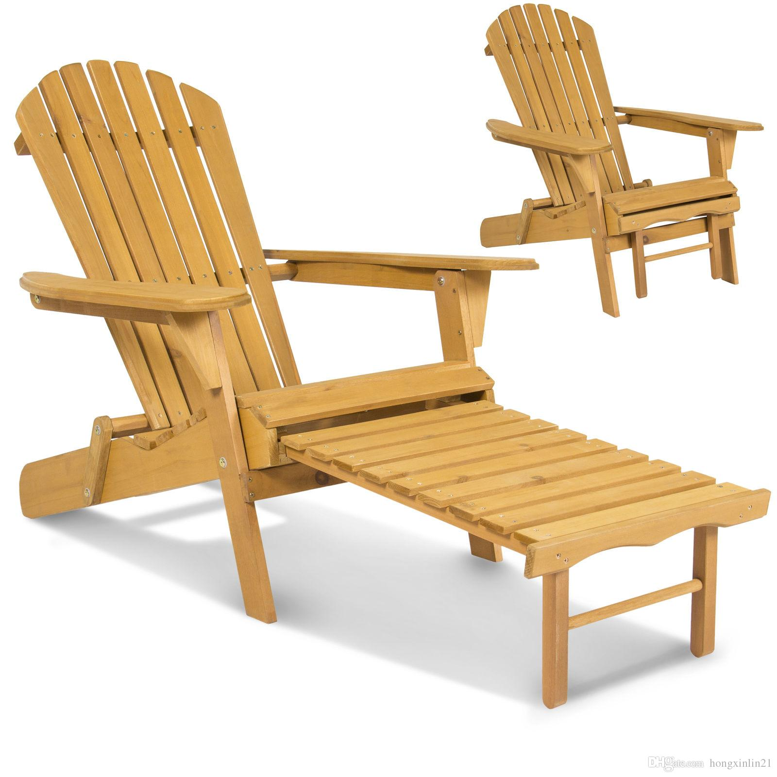 Coussin Pour Fauteuil Adirondack chaise d'adirondack en de bois bcp extérieure acheter avec