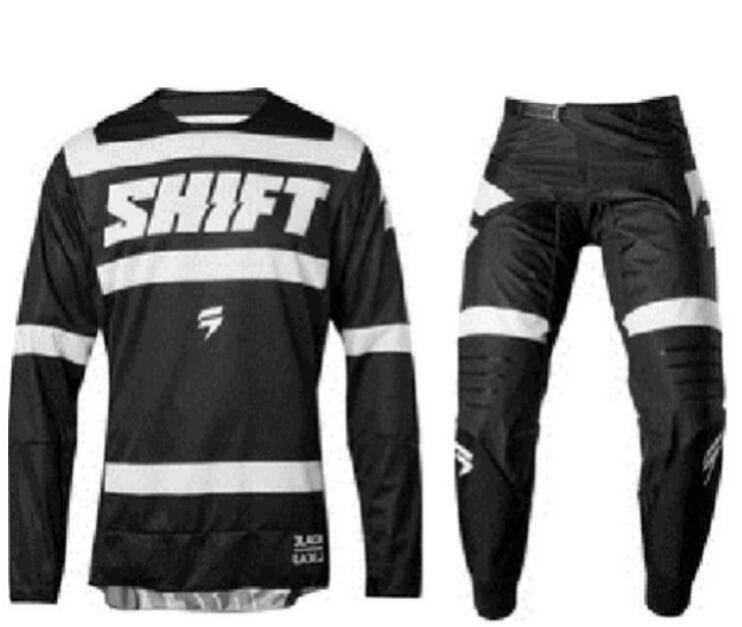 Free shipping outdoor long sleeve t shirt motorcycle riding pants suit rider combination racing suit