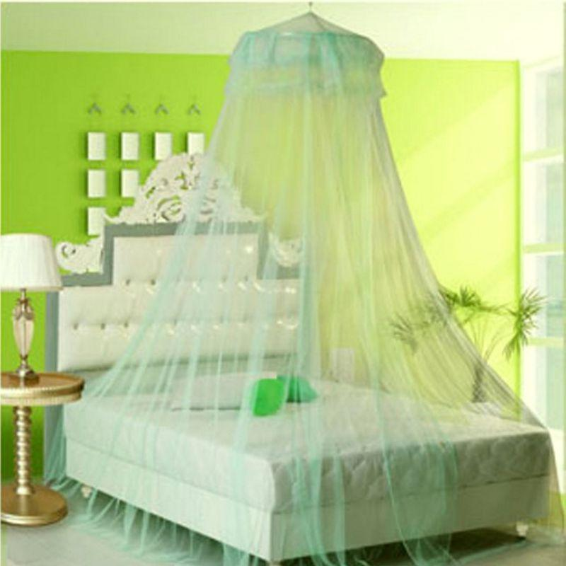 Elegant Lace Bed Mosquito Netting Mesh Canopy Princess Round Dome Bedding Net Wjj Mosquito Window Net Mosquito Net Malaysia From Diaolan $26.02| Dhgate.Com & Elegant Lace Bed Mosquito Netting Mesh Canopy Princess Round Dome ...