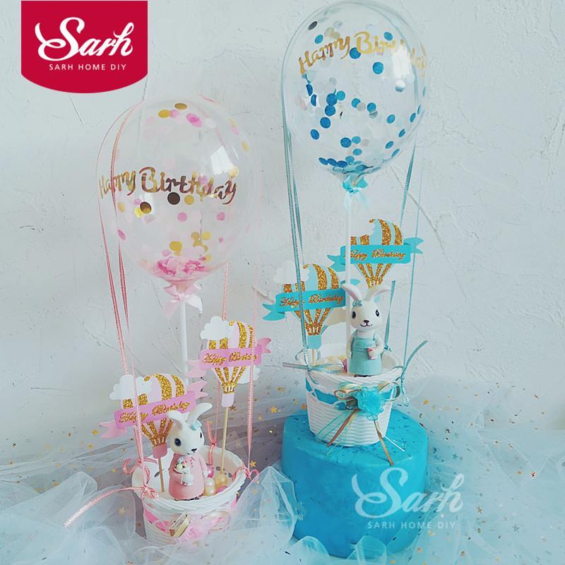 Rosa Heißluftballon Silikonform Rosa Silikon Kuchen Schokolade Fondantform Seien Sie Freundlich Im Gebrauch Kochen & Genießen Möbel & Wohnen