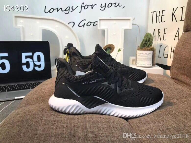 c12f0ef5cf624 2019 2018 Designer Brand Kolor Alphabounce Beyond 330 Mens Running Shoes  Alpha Bounce Run Sports Trainer Sneakers Backetball Shoes From  Zihanziye2018