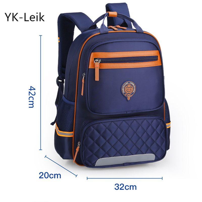 db4dbd4665 2018 Korean Lightweight Nylon Student School Bags For Teen Boys And Girls  Waterproof Orthopedic Children Backpack Schoolbags Y18100704 Big Stylish  Backpacks ...