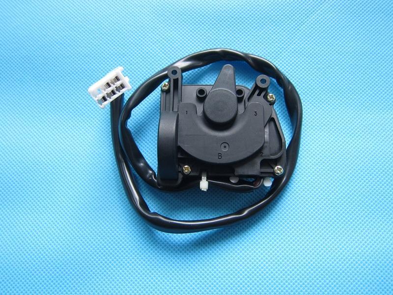 Привод замка двери центрального контроллера для семейства Mazda 323 1998-2001 BJ Premacy 01 CP Haima 2 передний или задний L R BJ3D-58-350 B25E-72 / 73-350